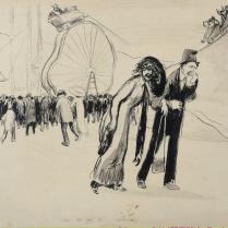 Publication non identifiée vers 1898 (lot 46 de la vente de 1938)