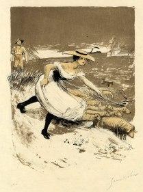9 Chansons d'aieules 1898