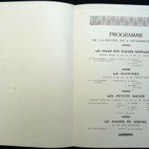11 Menu ministère des finances 1900 intérieur