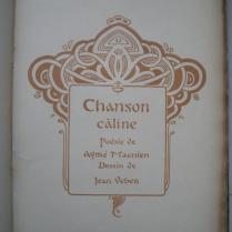 14 Chansons d'atelier 1901