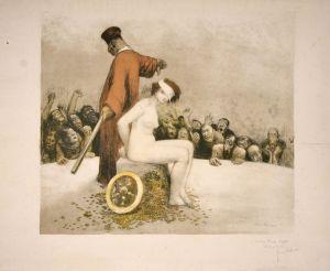 la loi protège la fortune, une des images choisies pour le diaporama illustrant la musique d'Arthur Lourié