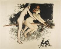14 Album de lithographies originales no 1 édité par Duchatel 1900