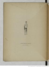 Comédienne ! 1899
