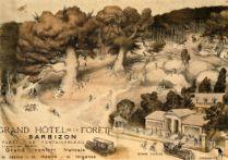 3 Le grand hôtel de Barbizon 1904