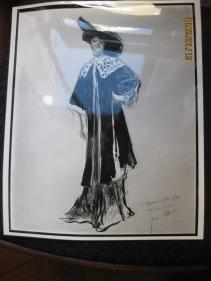 Madame De Alba Lydig