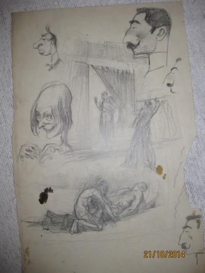 Projets de caricatures