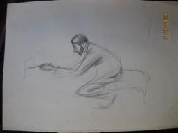 Autoportrait 7