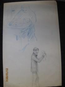 Jean Veber papa