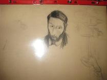 Autoportrait 6