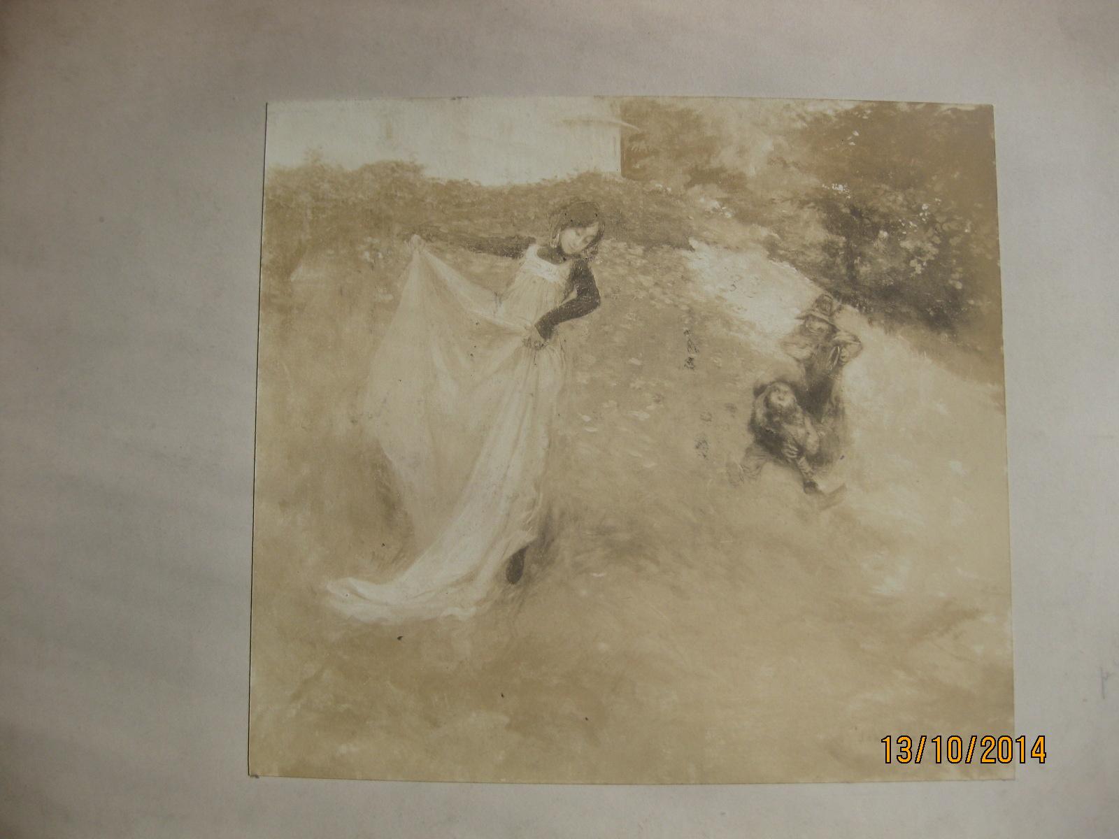 La princesse qui danse 1896 la houille rouge - Princesse qui danse ...