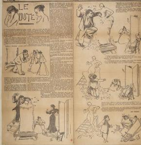 le buste journal 110mai 1896