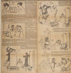 le buste journal 110mai 1896