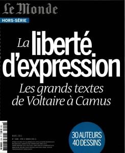 """Hors Série du journal """"Le Monde"""" mars 2015"""