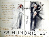 6 Les Humoristes 1911