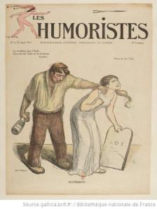 les humoristes n° 4 avril 1911