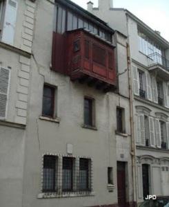 Maison du peintre Jean Veber 149 bd Pereire