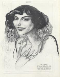 mlle-polaire Femina 214 15 12 1909