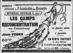 Annonce pour la sortie de l' A au B n° 26 1901