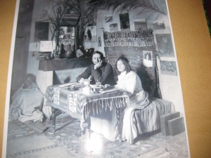 Jean et Juliette Biskra 1891