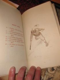 11 Catalogue de la 2ème exposition des peintres-lithographes 1899